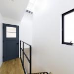 |最小面積の有効活用とデザインに挑んだ空間